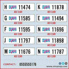 236 Best Uae Special Number Plate Images Uae Cool Car