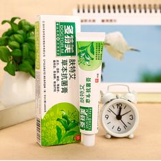 2PCS DOCTOR.M herbal antibacterial skin itch creams psoriasis skin allergy dermatitis and eczema cream chinese ointment