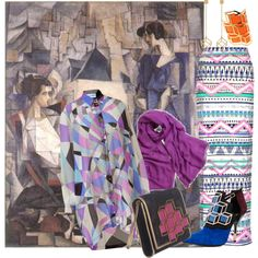 """""""cubism"""" by trendexplorer-736 on Polyvore"""