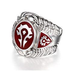 World Of Warcraft Mens Ring