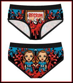 Period Panties - Redrum