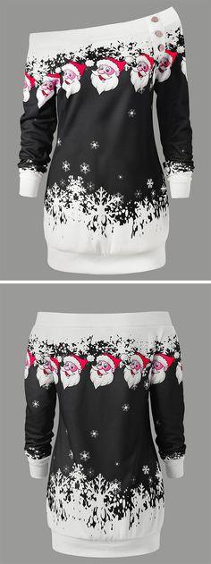 50% OFF Christmas Sweatshirts,Free Shipping Worldwide.