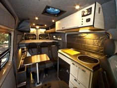 The Camping And Caravanning Site. Camping Tips And Advice Straight From The Experts. Camping can be a fun way to forget about your responsibilities. Vw Lt Camper, Sprinter Camper, Diy Camper, Camper Van, Mercedes Sprinter, Sprinter Van Conversion, Camper Conversion, Grand Design Rv, Vw Crafter