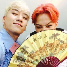 #bigbang #seungri #g-dragon