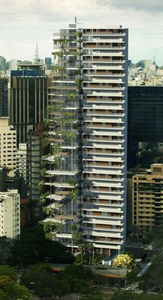 Edifício Itaim Proposal / FGMF Arquitetos Edifício Itaim Competition Proposal (1) – ArchDaily