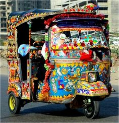 India Auto-Mated Art is in Everyday !! #art
