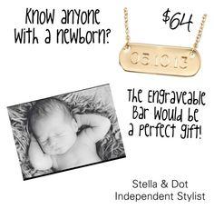 """Newborn gift Canada"" by sarah-labancz on Polyvore featuring Stella & Dot"