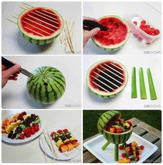 Fruit BBQ