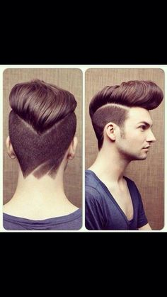 Cool mens hair style