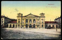 Bratislava, Hungary, Louvre, Mansions, House Styles, Building, Travel, Times, Decor