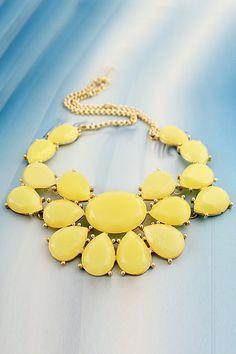 ROMWE   Flower Shaped Necklace, The Latest Street Fashion