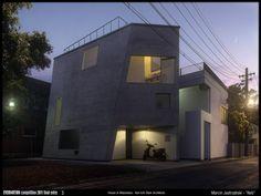 House in Matsubara - Portfolio work - Evermotion.org