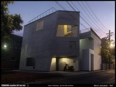 House in Matsubara - Portfolio work - Evermotion.org
