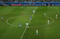 Italia-Irlanda, il film della partita