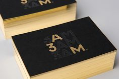 Brand identity design for 3AM, a creative consultancy for leading entertainment brands. 3AM is a partnership between Ridley Scott's commercial production company RSA Films and movie ad agency Wild Card. The firm develops new forms of content for global …