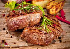 https://flic.kr/p/BRgZBq | Biefstuk | Biefstuk bakken moeilijk? Met onze handige tips zet u in een handomdraai een perfect gebakken biefstuk op tafel. | www.popo-shoes.nl