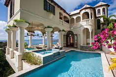 Villa Nonna : Peter Bay : St. John Villas - Caribbean Villas