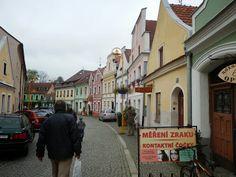 Třeboň Southern, Street View, Bohemia