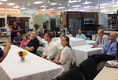 Lunch & Learn with @Viking Range and Alfresco Grills, #Miami