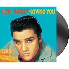 Elvis Presley Loving You 2017 Wall Calendar - Pages Shaped Like LP Records -- Awesome products selected by Anna Churchill