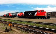To make the switch to natural gas, a railroad would have to modify its diesel-electric locomotives, a process that today costs $600,000 to $1 million, said Normand Pellerin, assistant vice president for environment and sustainability for Canadian National Railways, which is running the test train in Alberta.    The conversion cost is expected to fall with increased application and interest from companies, Pellerin said.    Schoonmaker said a new locomotive costs about $2 million.