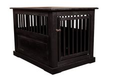 designer dog crate furniture ruffhaus luxury wooden. AMISH HANDCRAFTED FORTRESS WOOD END TABLE DOG CRATE FREE SHIPPING AND TAX  INCLUDED On All Designer Dog Crate Furniture Ruffhaus Luxury Wooden E