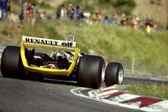 Jean Pierre Jabouille Renault Turbo