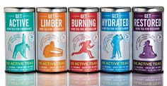 Be Active with The Republic of Tea line of green rooibos teas #SipbySip #tea