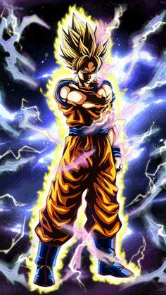 LR Goku
