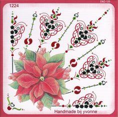 YBB 1224 Kerstster