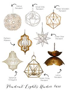 Why I Love Pendant Lighting - House of Jade Interiors Blog