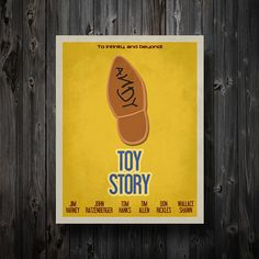 15 Re-Imagined Movie Posters via Brit + Co.. i love this movie, and this is adorable.