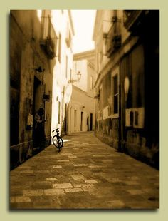 a view of Lecce