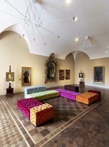 Il Museo Poldi Pezzoli si accende, Milano
