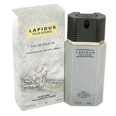 nice Lapidus Cologne by Ted Lapidus 3.3 oz EDT Spray for Men NEW Check more at http://shipperscentral.com/wp/product/lapidus-cologne-by-ted-lapidus-3-3-oz-edt-spray-for-men-new/