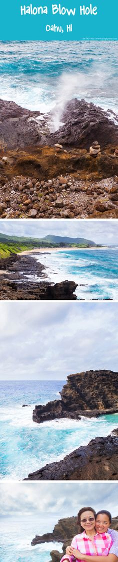 The PKP Way | A Weekend in Oahu, Hawaii | Halona Blow Hole http://www.thepkpway.com