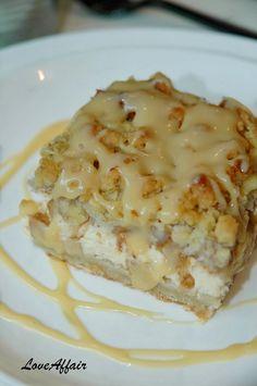 ... LoveAffair …: Cheesecake Kocke sa Jabukama / Cheesecake Apple Bars