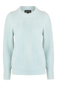 Cocoon Diagonal Jumper - Sweaters & Knits - Clothing - Topshop USA