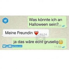 Lustige WhatsApp Bilder und Chat Fails 232 - Halloween