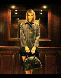 Vogue Ukraine's Royal Tenenbaums salute
