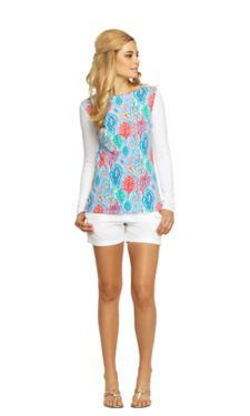 Bailey Top - Lilly Pulitzer