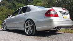 AMG - Picture Thread - Now that many forum members are getting their cars, perhaps it's time we had a sticky thread where they can post or repost their pictures? Mercedes Benz Sedan, Classic Cars, Garage, Heart, Vehicles, Modern, Design, Cars, Storage