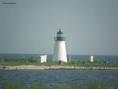 Bird Island Lighthouse. You can read more about it here: http://www.us-lighthouses.com/displaypage.php?LightID=417.