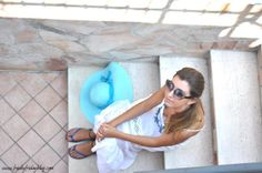 Sandali Flat in blu. Acquista on line su www.sandalishop.it