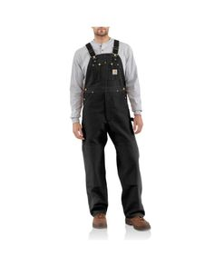 Carhartt | Men's Unlined Duck Bib Overall | Country Outfitter