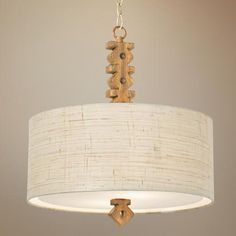 Considering for my dining room or bedroom pendant light.