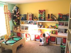 Imaginext storage....I have a feeling this is where my life is headed with my action figure lover