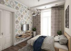 Эксклюзивные обои для спальни: дизайн и фото реализованных композиций   KAKPOSTROIT.SU