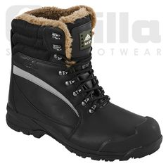 Signup for Gorilla Mail here and receive a 5% discount code for use with your next purchase.  Bananas!  Buy with confidence at the best prices - See our returns policy here!  	High Specification Cold Temperature Safety Boots Certified to -40°c 	Composite Toecap and Midsole Providing Extra Therm