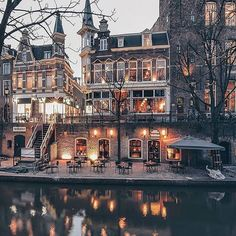 Utrecht A beautiful city in Netherlands! Utrecht A beautiful city in Netherlands! Places Around The World, Oh The Places You'll Go, Places To Travel, Places To Visit, Around The Worlds, Travel Destinations, Travel Europe, Europe Places, Europe Europe